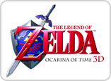 Le site officiel de The Legend of Zelda: Ocarina of Time 3D est disponible